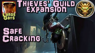 Safecracking: An expansion to the Theives' Guild - RuneFest 2017