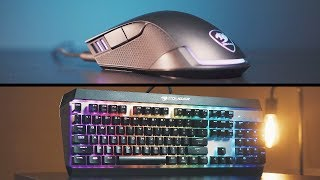 Cougar Attack Gaming Peripherals - A New Player on the Block?