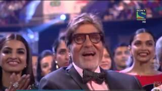 Tukur Tukur ( Shahrukh Khan) - 61st Flimfare awareds 2015