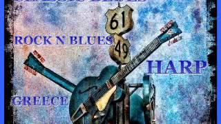Classic Blues & Rock N' Blues & Harp Mix Part 1 - Dimitris Lesini Greece