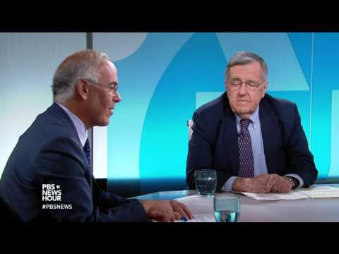 Shields and Brooks on Trump's 'birther' lie Clinton's 'deplorables' effect