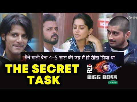 Xxx Mp4 THE SECRET TASK Kiska Hai Ye SECRET Dipika Karanvir Sreesanth Deepak Bigg Boss 12 Update 3gp Sex