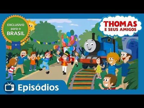Thomas e Seus Amigos Dia das Crianças