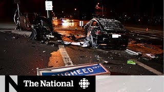 Major holes in Canadian impaired driving data