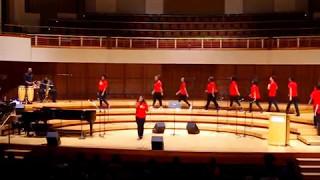 Maryland Gospel Choir Spring 2017
