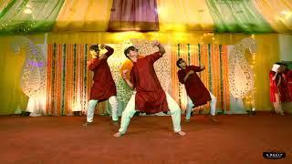 Mukkala Mukabula   Holud Dance of Maruf & Mitu K.Nasif Photography-2017