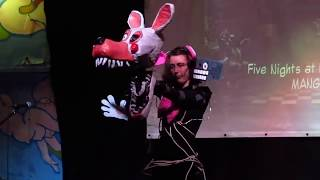Five Night at Freddy's 2. - MANGLE (Tavaszi Cosplay Party 2015)