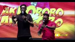 Klint Da Drunk, Still Ringing, Akpororo vs Akpororo 2016 Lagos Part 5
