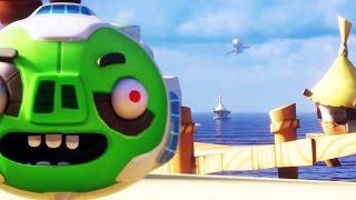 Angry Birds Transformers Trailer Cinématique