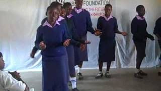 Life in Kibera - CoKF 2009 Drama and Music Festival
