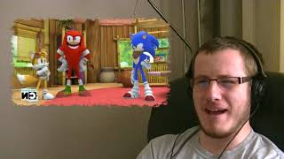 Sonic Boom Reaction Series Episode 39