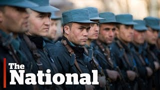 Should Canada train more Afghan police?