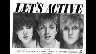 Let's Active - I Feel Funny (1986 Bucketful of Brains version)
