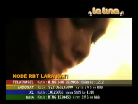 Download Lara hati - LA LUNA | Official Video