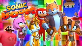 What's up With: Sonic Boom Season 2 Episode 1!