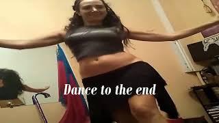 رقص مثير  من مدام فانى لحبيبها  فى المنزل 10