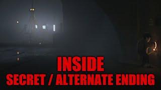 INSIDE - Secret / Alternate Ending - How to Unlock Guide (Cornfield Secret Vault Door)