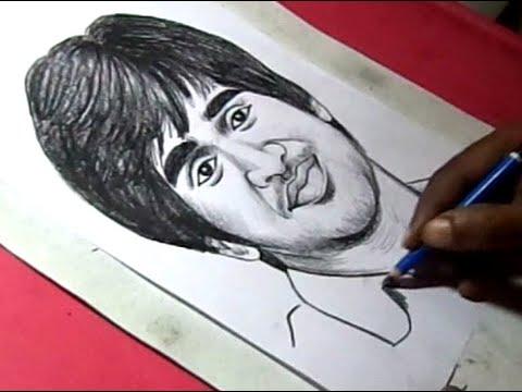 Xxx Mp4 How To Draw Telugu Film Actor Happy Days NICKHIL Drawing For Kids 3gp Sex