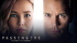 PASSENGERS. Tráiler Oficial en español HD. En cines 23 de diciembre.
