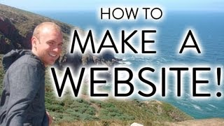 How To Make a Wordpress Website - AMAZING!