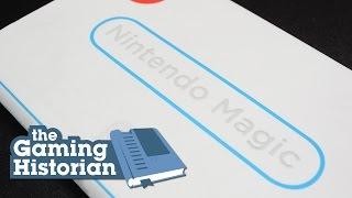 Nintendo Magic Book Review - Gaming Historian