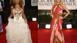 Worst Dressed at Golden Globes...Ever?