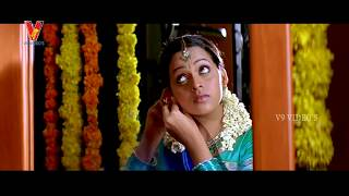 Jayam Ravi gives liplock to Bhavana | Paga Telugu Movie Scenes | V9 Videos