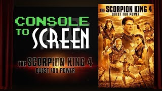 Console to Screen - The Mummy Franchise