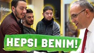 HEPSİ BENİM w/ Kafalar (4250 TL Hesap Girdi..)