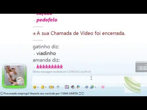 DESMASCARANDO PEDOFILOS NA WEBCAM