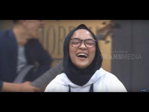 Nissa Sabyan Ketawa NGAKAK Lihat Adul  | SAHUR SEGERR (100618)