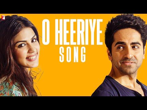 Xxx Mp4 O Heeriye Song Ayushmann Khurrana Rhea Chakraborty Official Single 3gp Sex