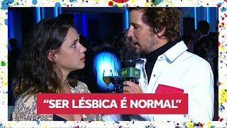 Bruna Linzmeyer fala sobre a importância de se assumir lésbica | Prêmio Glamour