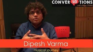 Percussionist and Rhythm arranger Dipesh Varma's journey so far    S05 E10    SudeepAudio.com