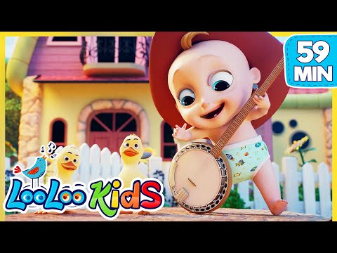 Xxx Mp4 Yankee Doodle 🤠 Educational Songs For Children LooLoo Kids 3gp Sex