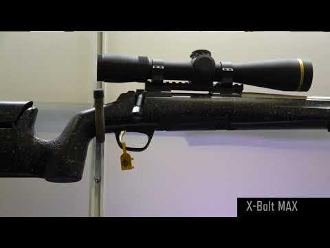 Xxx Mp4 X Bolt Max Rifles — 2019 SHOT Show 3gp Sex