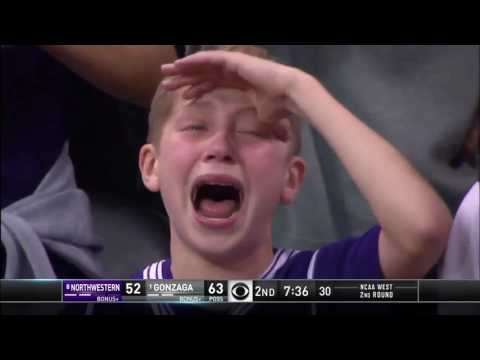 Crying Northwestern Kid Becomes An Internet Sensation