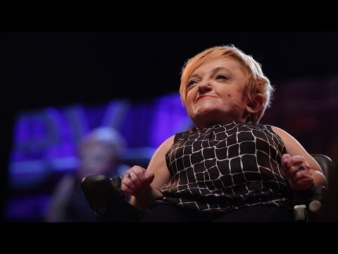 I'm not your inspiration, thank you very much   Stella Young