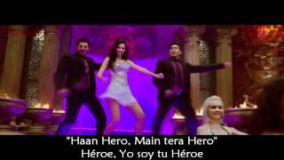 Subha Hone Na De (Tu Mera Hero) - Desi Boys Sub Español and Lyrics