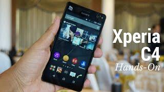 Sony Xperia C4 Smartphone Hands-on - PhoneRadar