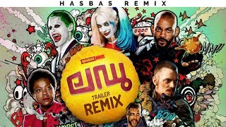 Ladoo Trailer Remix Suicide Squad 😋 | HasBasRemix