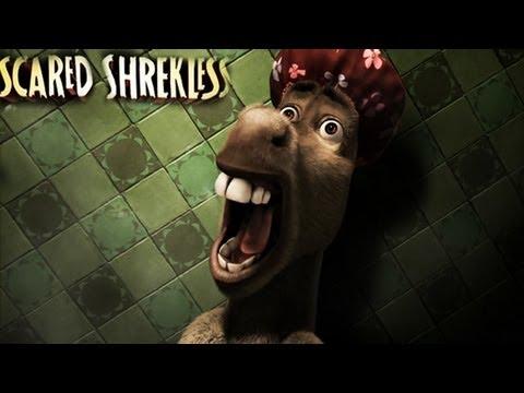 Assustando Shrek dublado