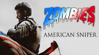 American Sniper Zombies Finale Standoff 💀 Call of Duty Black Ops 3 Custom Zombies