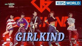 GIRLKIND (걸카인드) - FANCI [Music Bank / 2018.01.19]
