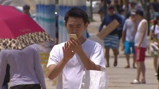 South Koreans go to great lengths for Pokemon Go