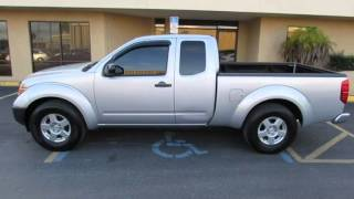 2007 Nissan Frontier XE Used Cars - Clearwater,Florida - 2014-12-02