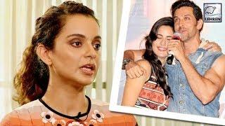 Kangana Ranaut Revealed! Hrithik Roshan Had An Affair With Katrina Kaif? | LehrenTV
