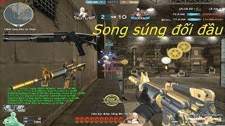 [ Bình Luận CF ] M4A1-S Gold Phoenix, XM1014 WEM - TIền Zombie v4