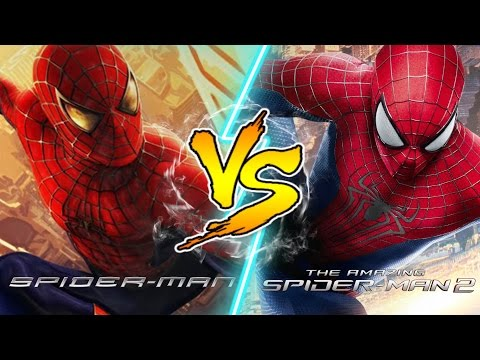 watch Spider-Man vs Spider-Man! WHO WOULD WIN IN A FIGHT?