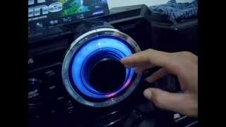 O som Mini System Samsung MX-FS8000 é bom?